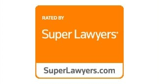 Rated by Super Lawyers SuperLawyers.com